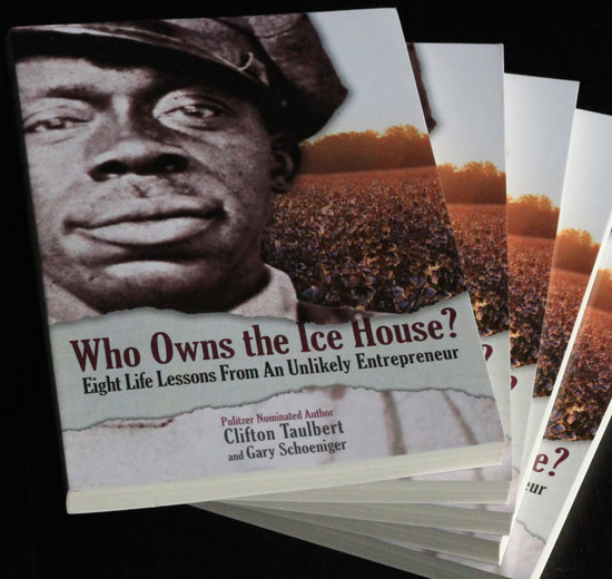 who owns the ice house essay Editorial reviews book description clifton l taulbert, a recognized thought  leader on the power of community, is renowned for his ability to glean timeless.