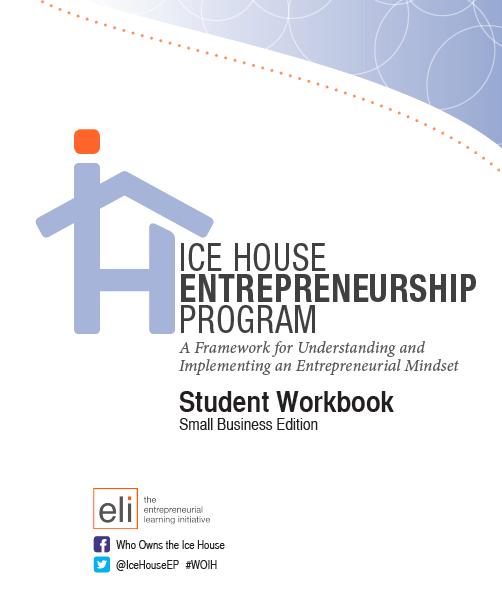 IHEP-SB Student Workbook Cover Image