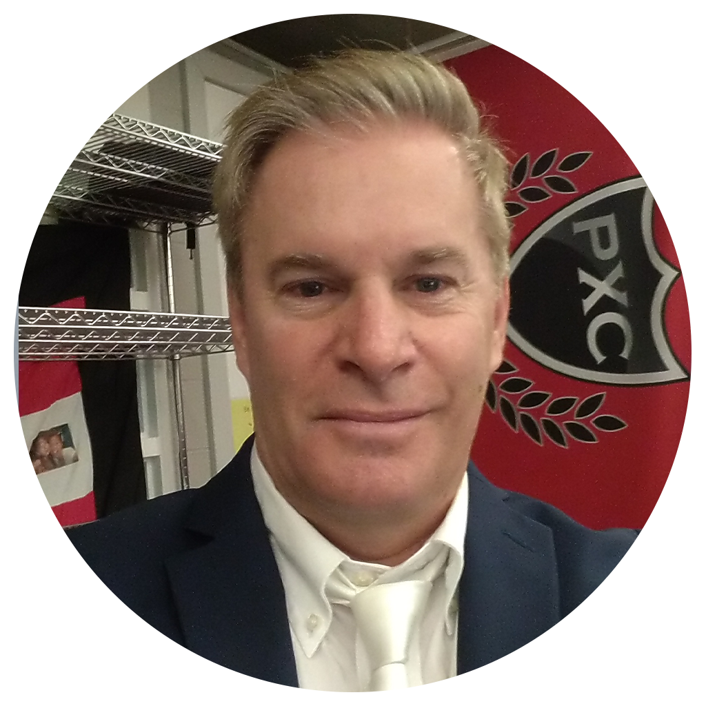 Image of Bill Sarvis, teacher who teaches about the entrepreneurial mindset